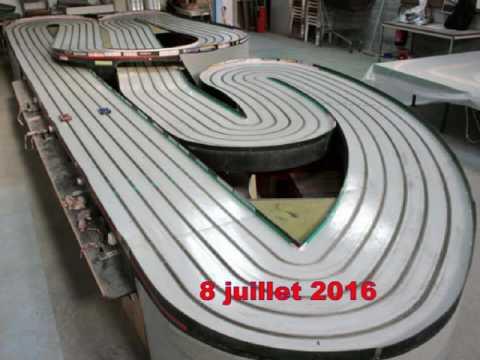 Slot Racing : Piste bois de Pont Saint-Esprit