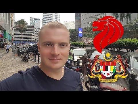 Malaysia - Johor Bahru - Visitor from Singapore