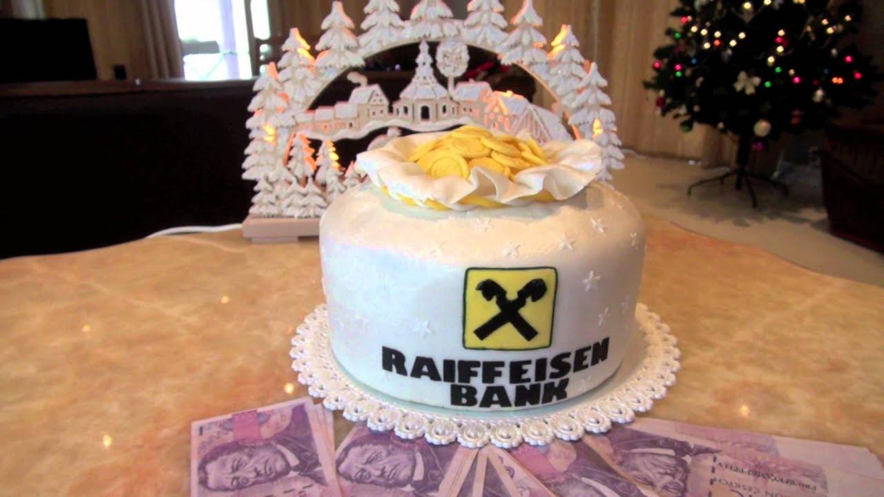 Cake Raiffeisen Bank Youtube