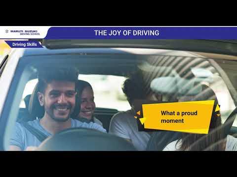 The Joy of Driving | Maruti Suzuki Driving School - Mumbai