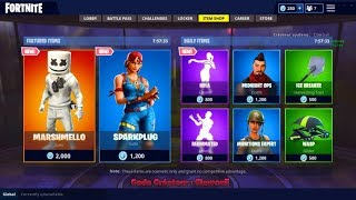 FEBRUARY 1, 2019 - FORTNITE ITEM SHOP FEBRUARY 1ST 2019 - New SKIN