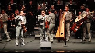 Mariachi Los Camperos con Plano Symphony: Agustin Lara