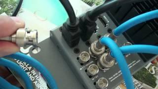 Видео студия от ламера - как сделать ТВ дома 1(Моя домашняя студия - все, что нужно, чтобы транслировать видео из дома. Hardware Computer: Asus P6X58D-E Intel Core i7-980, SIX-CORE..., 2012-08-25T11:02:40.000Z)