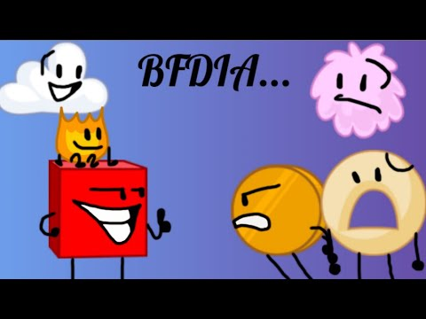 BFB But BFDIA Contestants There Aren't