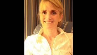 1 de 4 Suzanne Powell - entrevista Radio Seres FM 7-2-2012