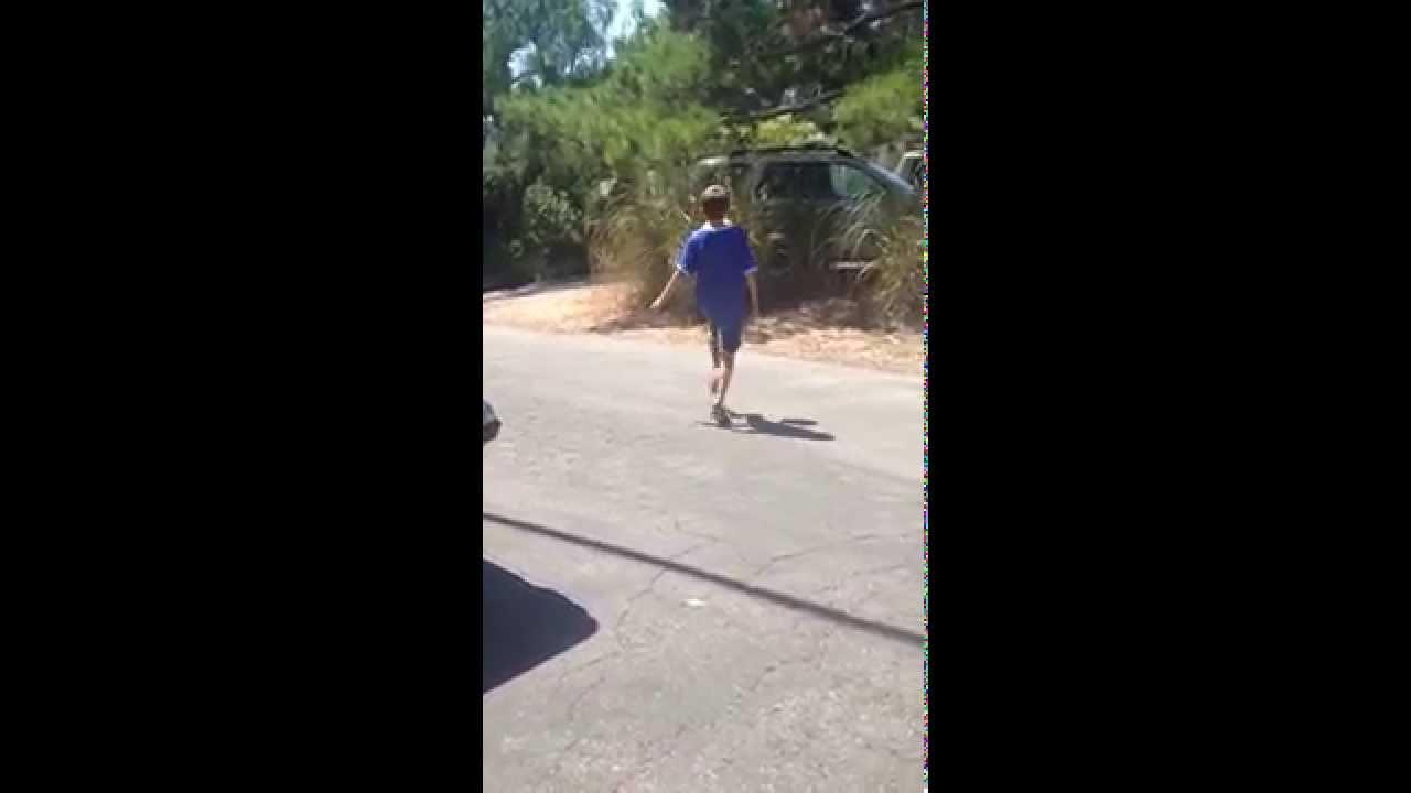 Marin 9 year old juggler Aiden grabs 300+