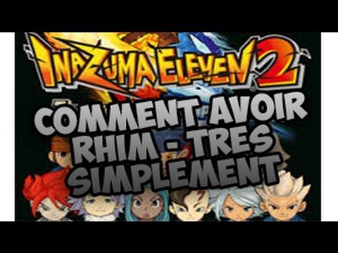 [Tuto] Inazuma Eleven 2 - Comment Avoir Rhim