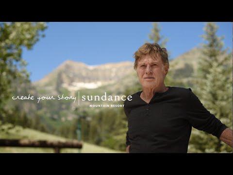THE STORY OF SUNDANCE MOUNTAIN RESORT