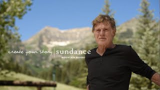 THE STORY OF SUNDANCE MOUNTAIN RESORT