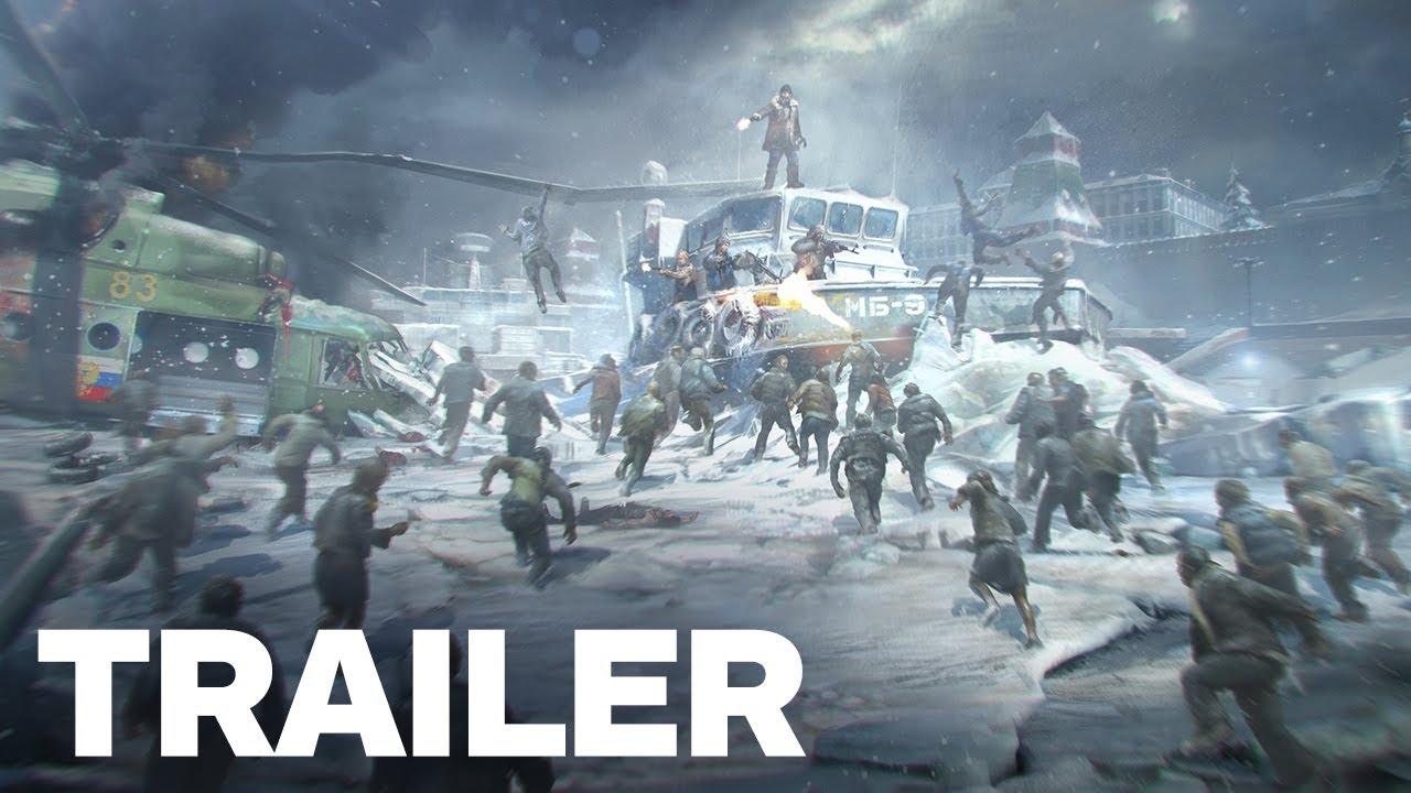 World War Z Ps4 Cinematic Gameplay Trailer