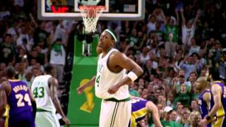 NBA: Paul Pierce: Voice of Experience