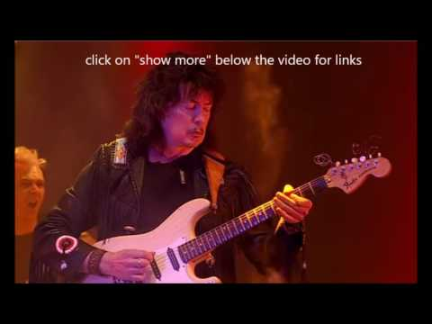 "Ritchie Blackmore's Rainbow ""Land Of Hope And Glory"" first new song in over 20 years.."