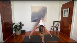 Yoga for the Burnt Out, Depressed, Overwhelmed and Generally Over It