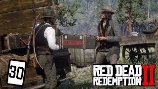 WYBUCHAMY MOSTY | Red Dead Redemption 2 [#30]