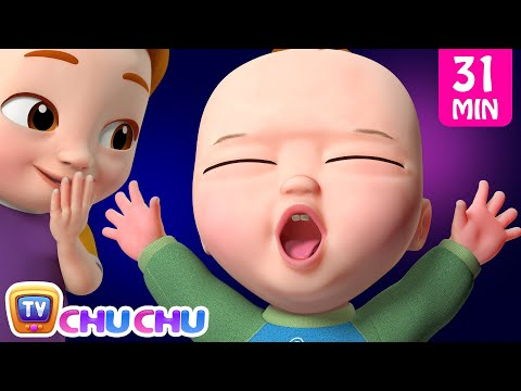 Yes Yes Wake Up Song + More ChuChu TV 3D Nursery Rhymes & Kids Songs