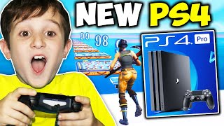 9YR OLD GETS PS4 PRO IF BEATS DEATHRUN!!!