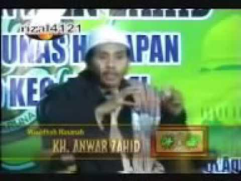 Cermah KH Anwar Zahid QULHU AE LEK KESUWEN @ TUBAN