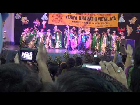 o putani neeli hakki Vijaya Bharathi Vidyalaya BabyNursery Dance
