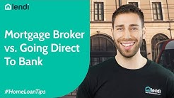 Using a Mortgage Broker vs. Going Direct to Bank - What's The Difference? (Australia)