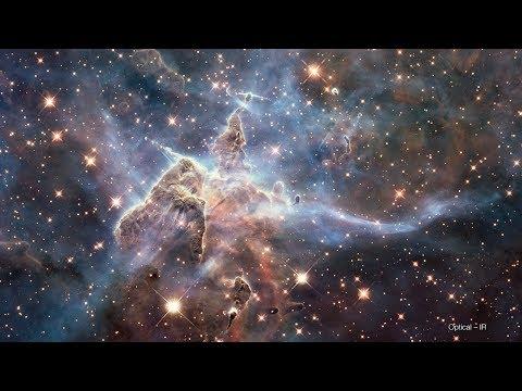 HH 901: Pillars in the Carina Nebula [Ultra HD]