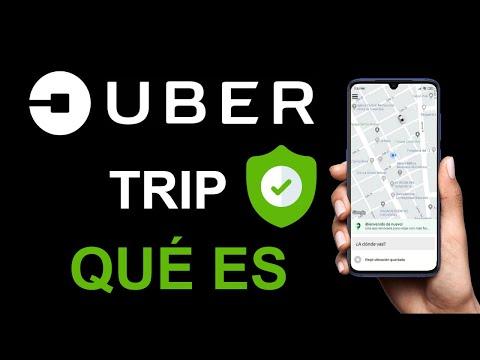 Qué es un UBER TRIP – Nosotros te lo Explicamos