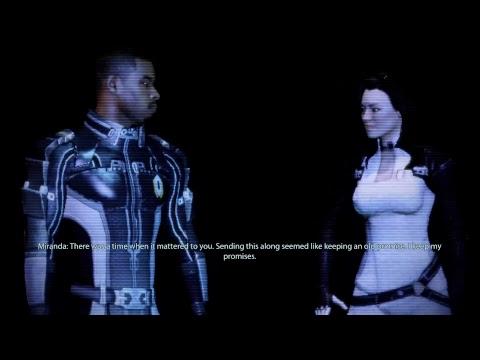 Mass Effect 2 - Recruiting: Samara + Tali/Collector Ship