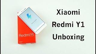 Xiaomi Redmi Y1 Unboxing