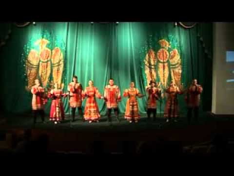 "Sounds of Eurasia Fest 2010: Theatre folk music and dance ""ZABAVA"". ""PRAYER FOR RUSSIA"""