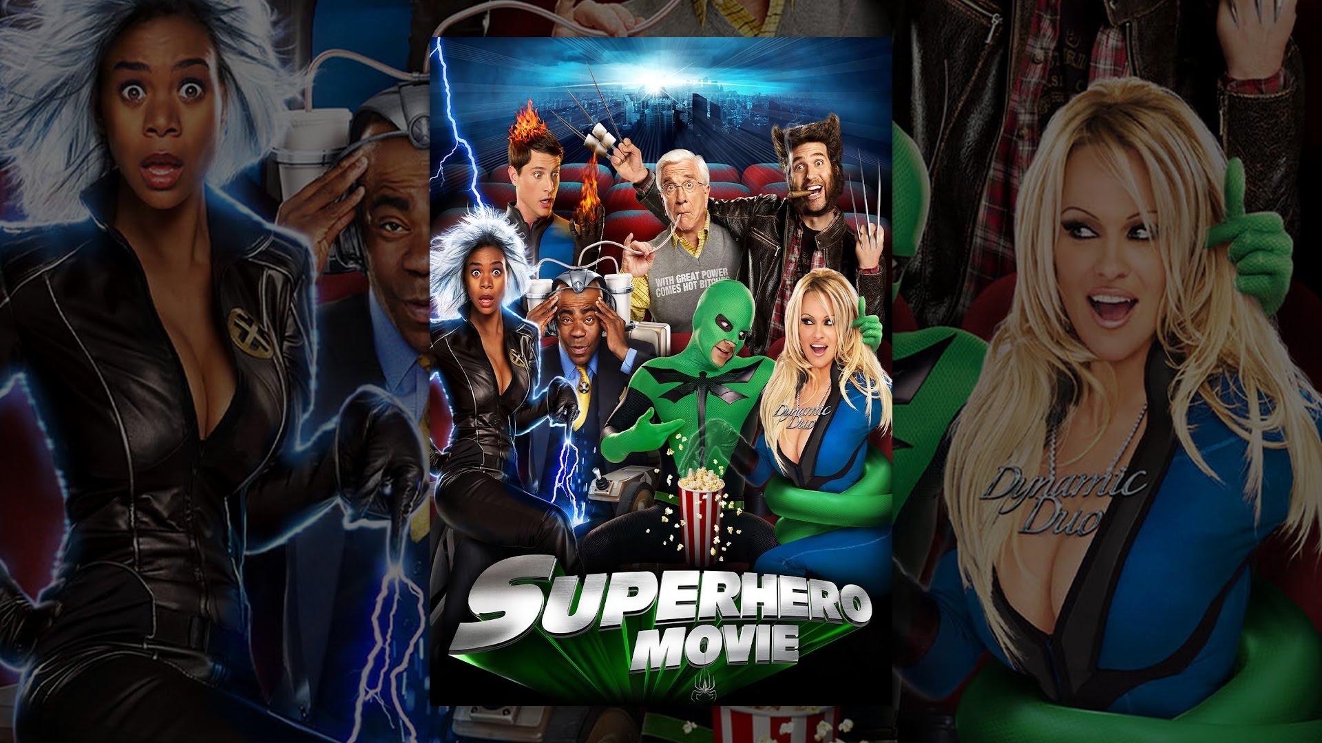 Download Superhero Movie