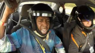 Racing With Rickey Smiley Nearly Gave Gary A Heart Attack
