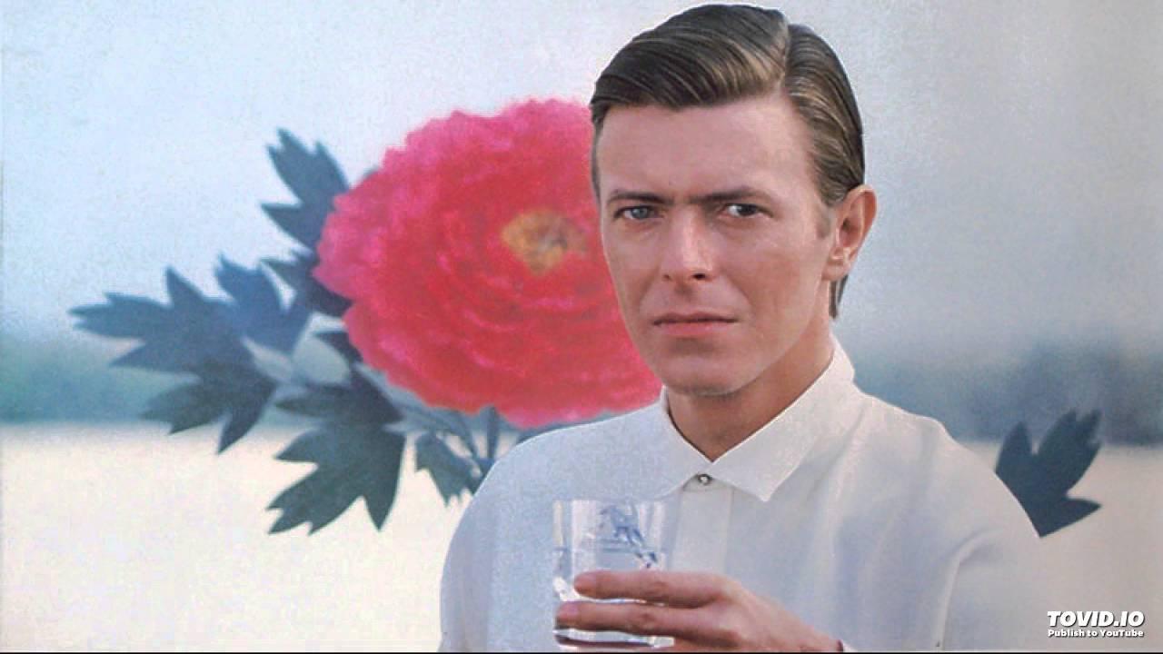 David Bowie Crystal Japan Youtube