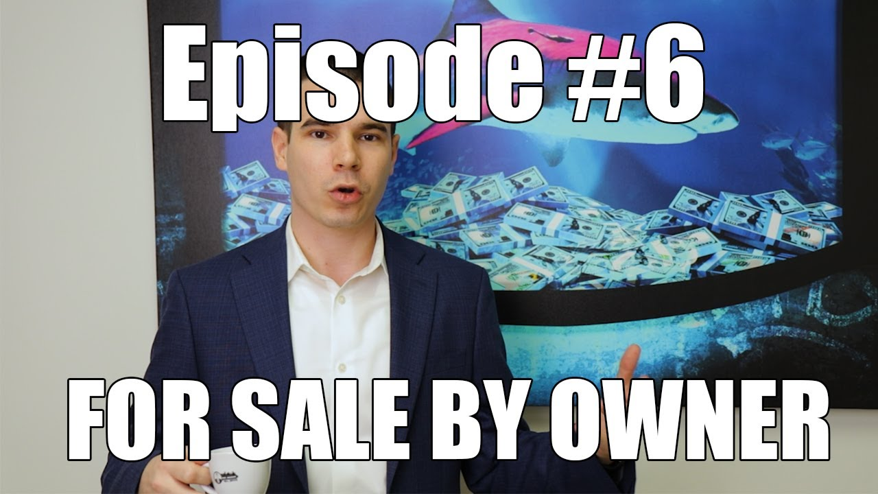 5 Tips for FSBO For Sale By Owner - Cafecito with Mr. Miami RE Ep.#6