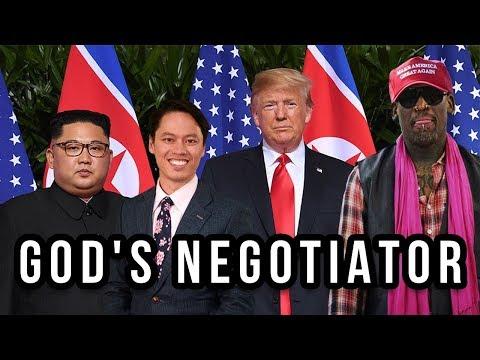 TRUMP Will Win Nobel PEACE Prize | ART of the DEAL w Kim Jong-Un & Dennis Rodman ~ Steve Cioccolanti