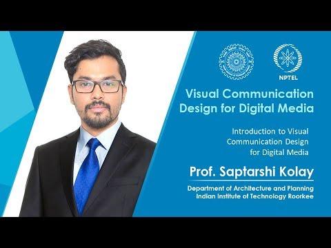 Lecture 01: Visual Communication Design for Digital Media