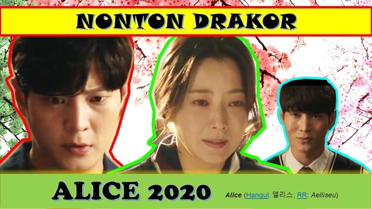 alice : review drakor !! drama korea terbaru 2020 penuh misteri