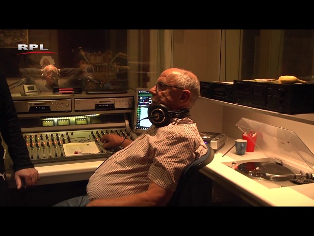 Oldtimers day bij RPL FM - RPL Actueel - 6 november 2017
