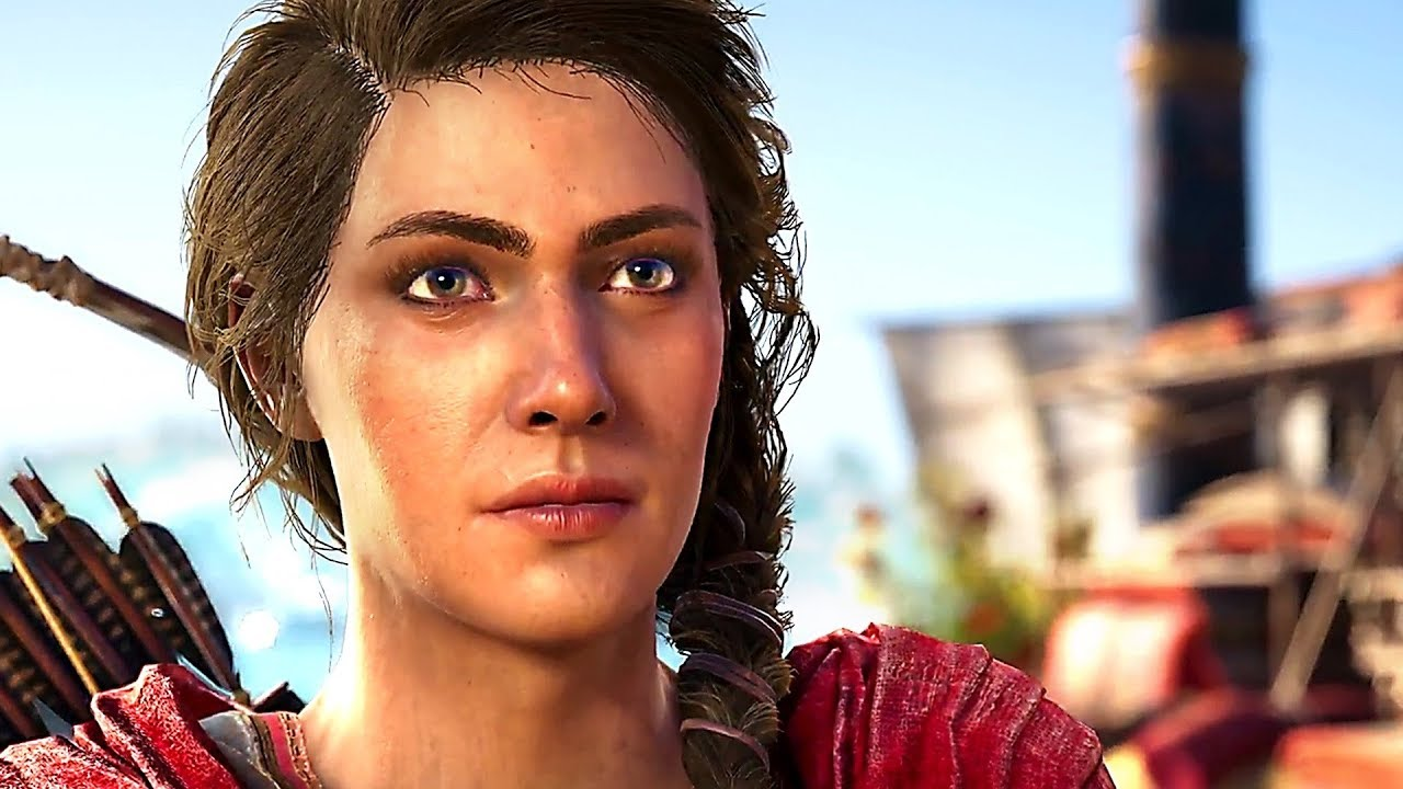 ASSASSIN'S CREED ODYSSEY Gameplay en Français (Démo E3 2018)