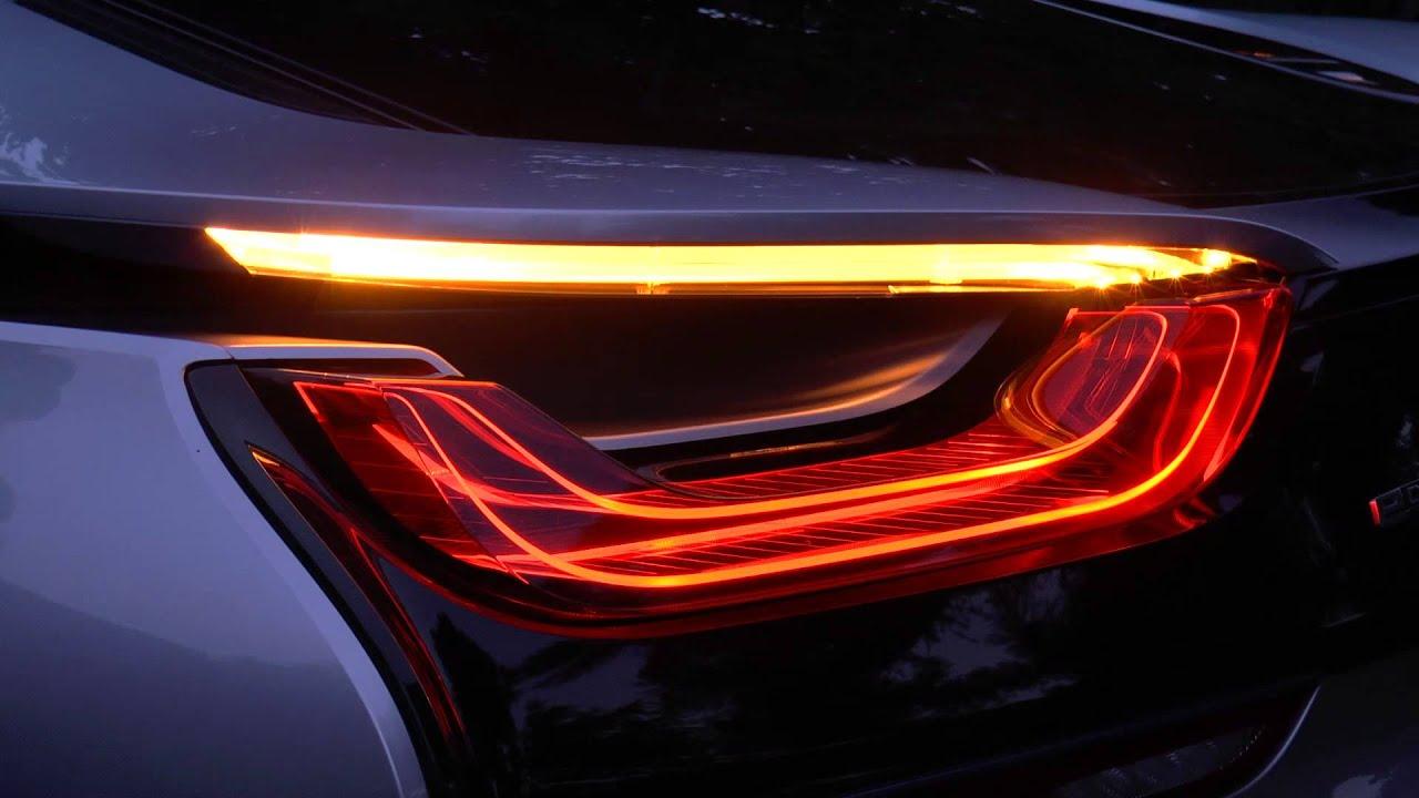Bmw I8 Exterior Illumination Light Design Exterieur Lichtdesign