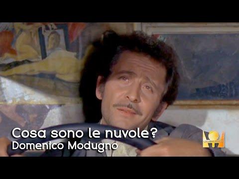 Domenico Modugno - Cosa sono le nuvole?