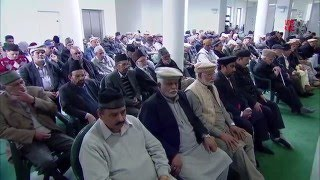 Friday Sermon: 22nd April 2016 (Urdu) Some Clips