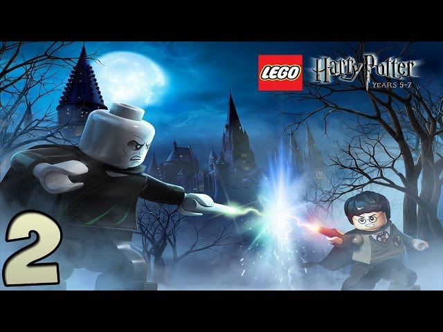 Zagrajmy w LEGO Harry Potter Lata 5-7 odc.2 Werbujemy Ekipe
