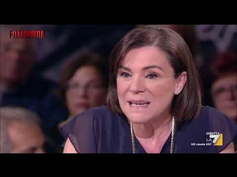 Manlio Di Stefano ospite a Piazza Pulita La7 17/01/2019
