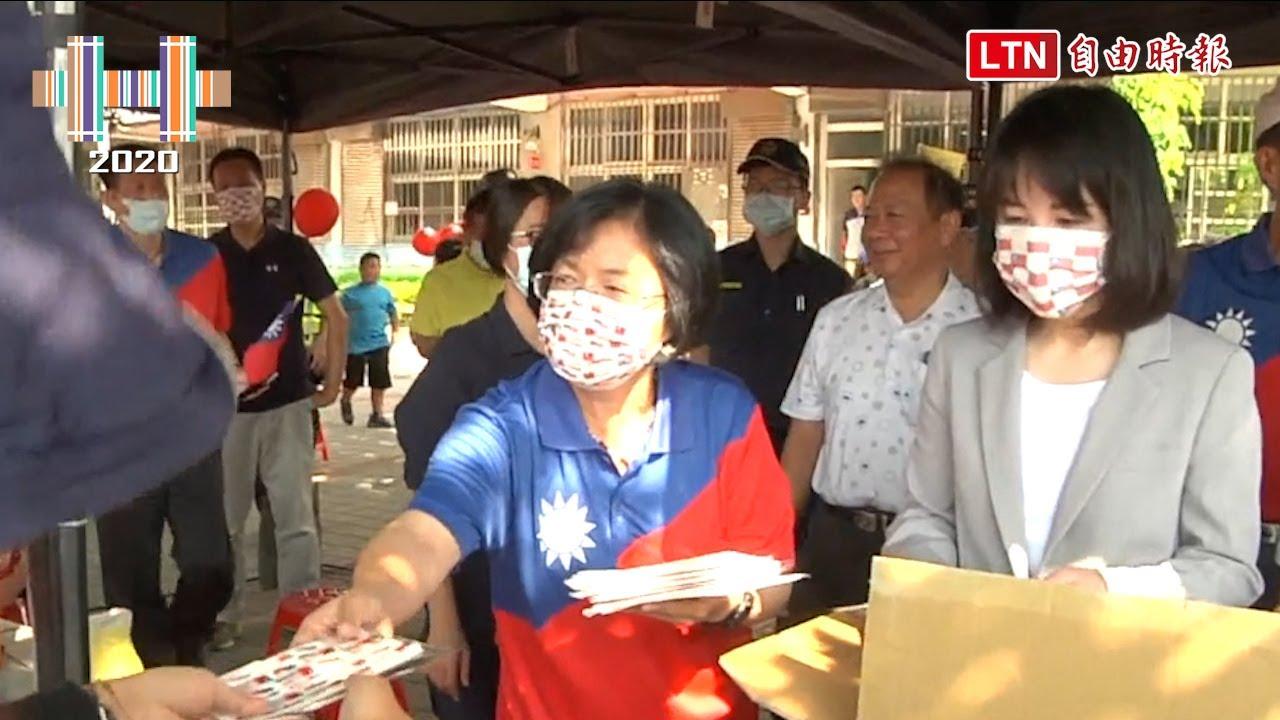 慶雙十不忘防疫 彰化國慶遊行送國旗口罩