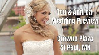 Tou + Andrea - Wedding Preview