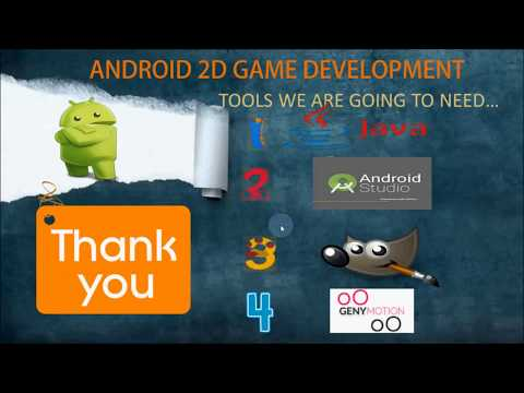 Android 2d Game Development - Android Studio - Java