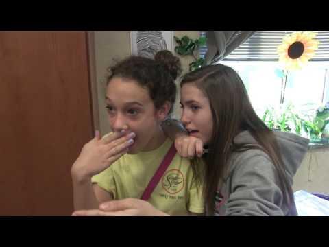 Duncanville Middle School 7th Grade Mannequin Challenge