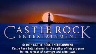 West-Shapiro / Castle Rock Entertainment (variant) / Sony Pictures Television logos (1997) [True HQ]