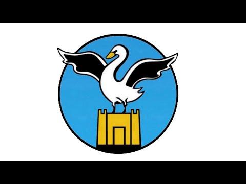 THE FINAL WHISTLE - SWANSEA CITY (1) Vs EVERTON (0) - LIBERTY STADIUM - 06.05.17.