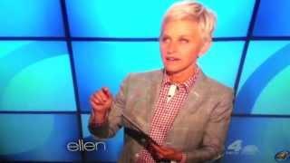 Judy and Benji on The Ellen Show -June 3,2013