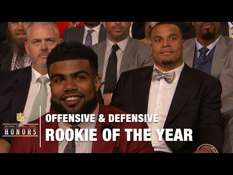 Offensive & Defensive Rookie of the Year | 2017 NFL Honors